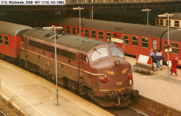 DSB MY 1110