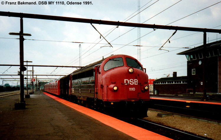 DSB MY1110