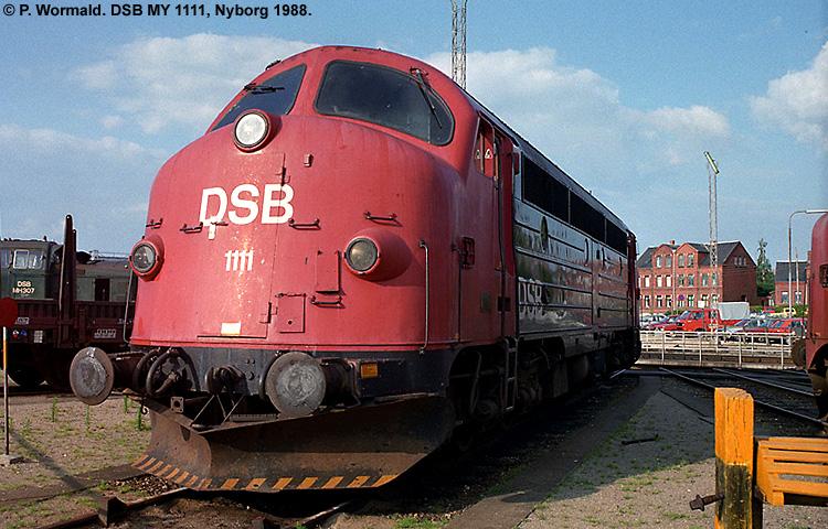 DSB MY 1111
