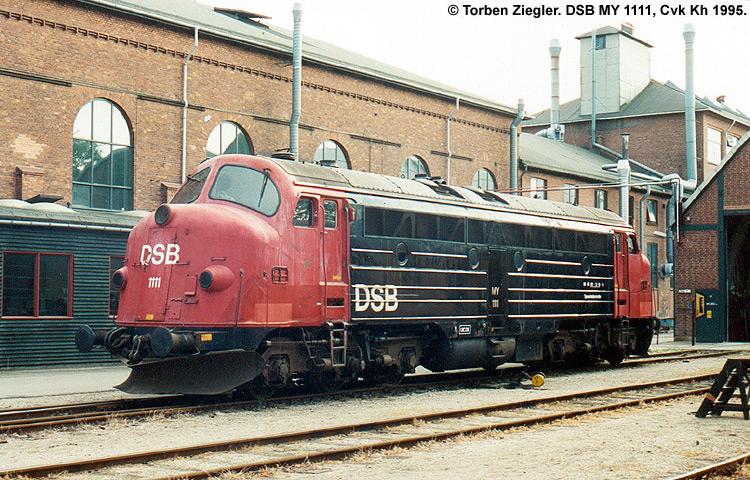 DSB MY1111