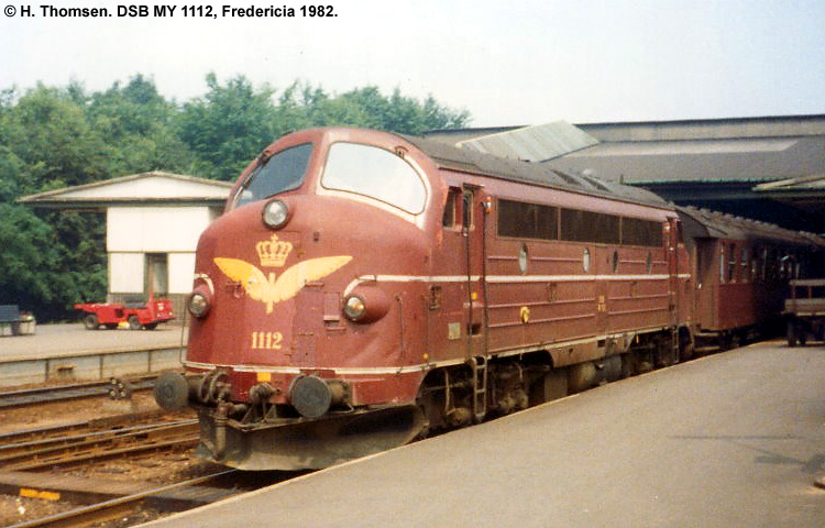 DSB MY1112