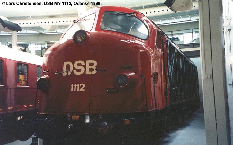DSB MY 1112