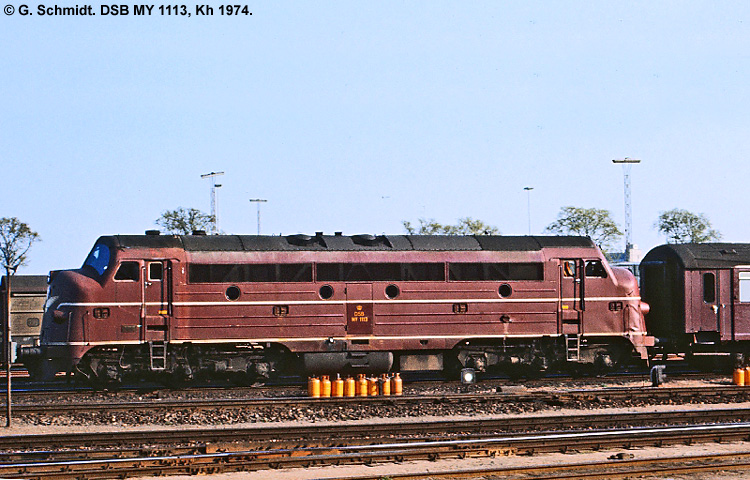 DSB MY 1113