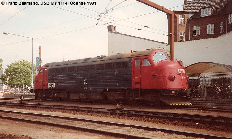 DSB MY 1114