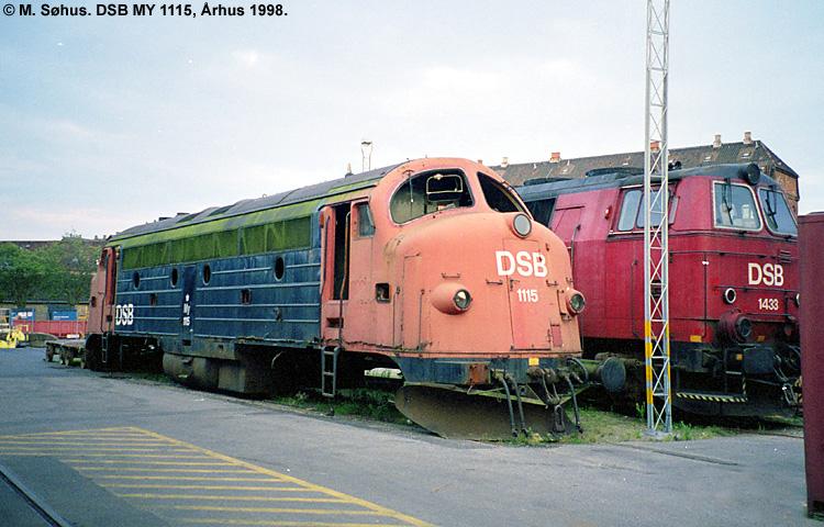 DSB MY1115 1