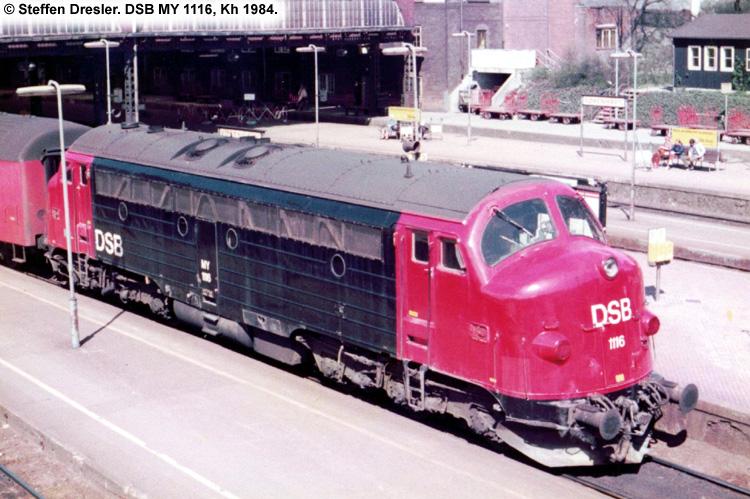 DSB MY 1116