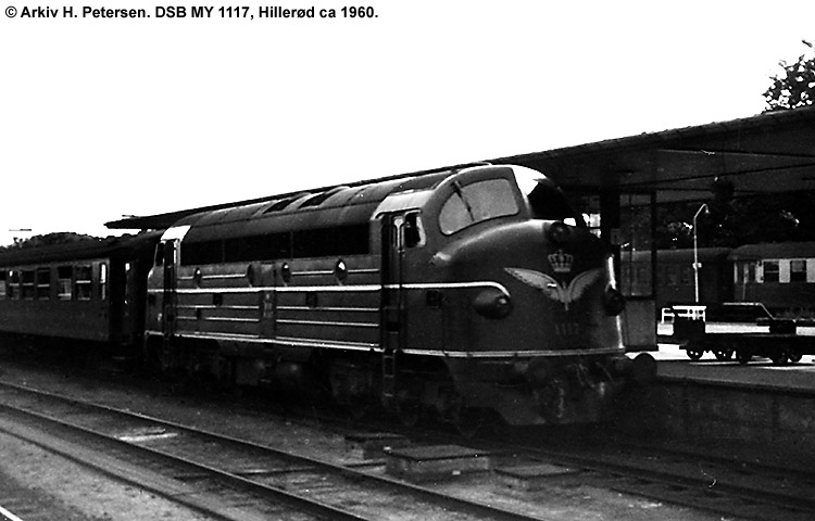 DSB MY 1117