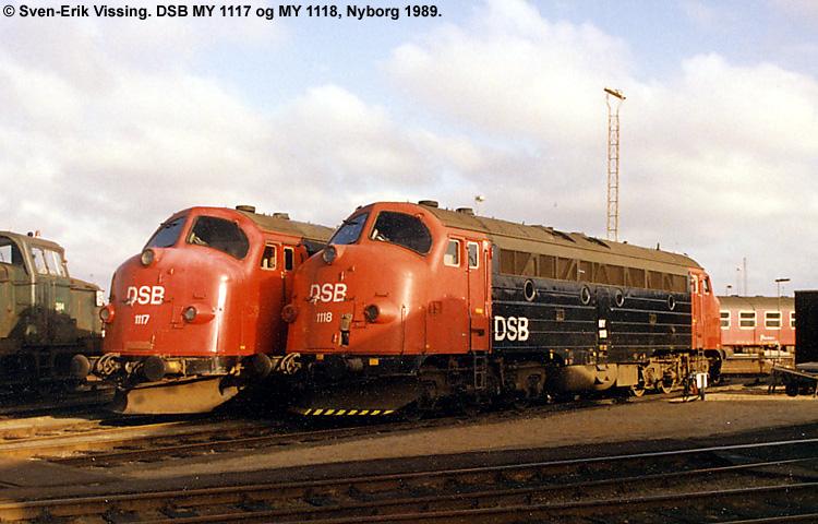 DSB MY1118