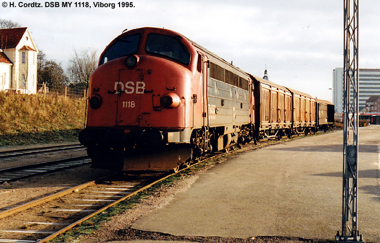 DSB MY 1118