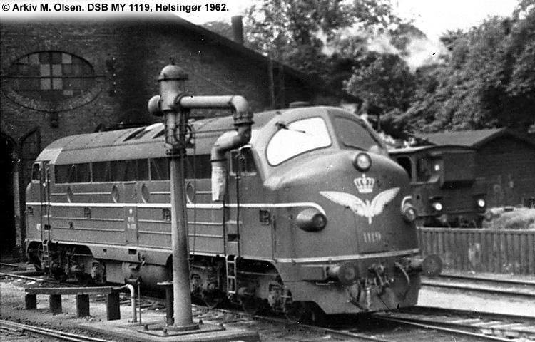 DSB MY 1119