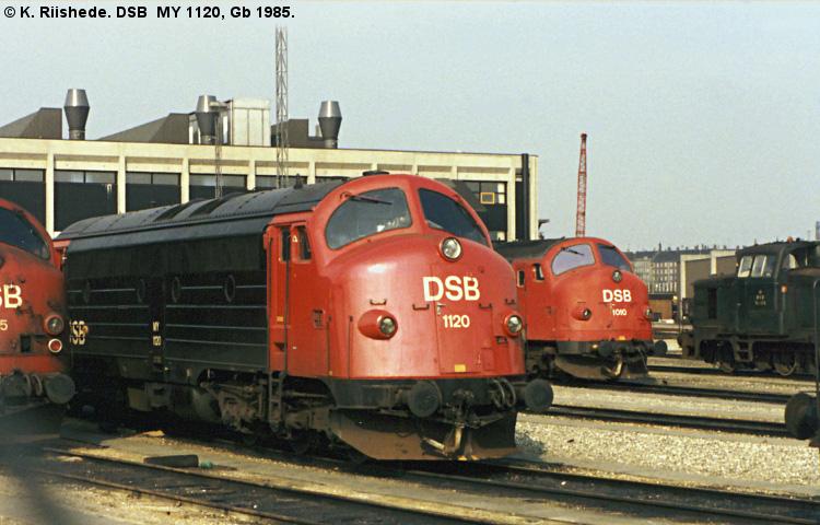 DSB MY 1120