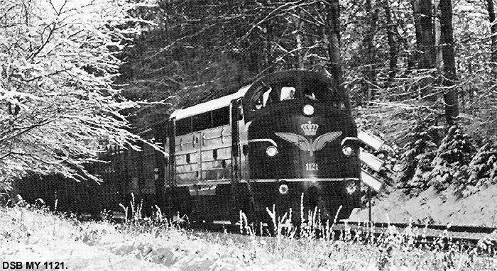 DSB MY 1121