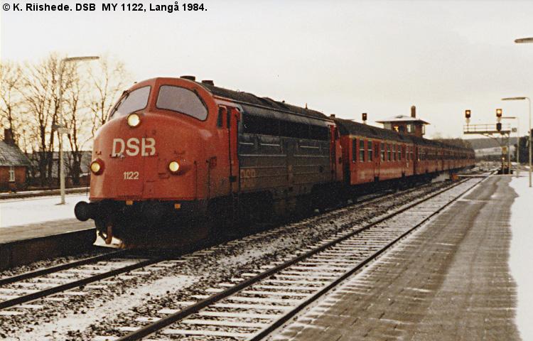 DSB MY 1122
