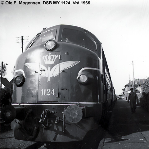DSB MY 1124