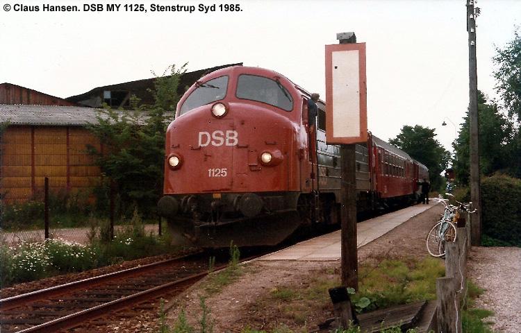 DSB MY 1125