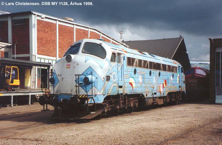 DSB MY 1126