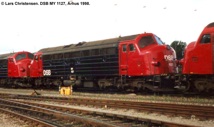 DSB MY 1127