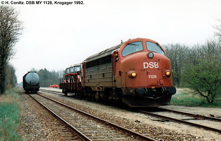 DSB MY 1128