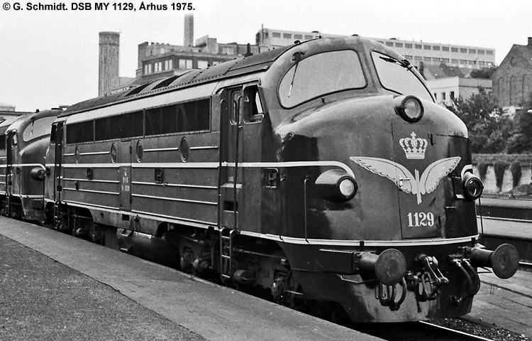 DSB MY 1129