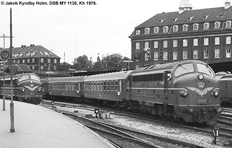 DSB MY 1130
