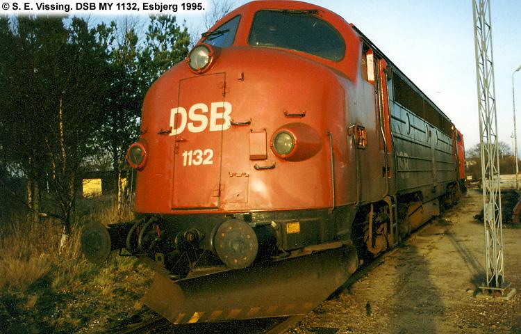 DSB MY 1132