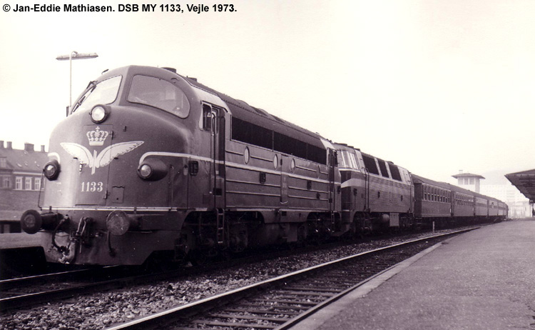 DSB MY 1133