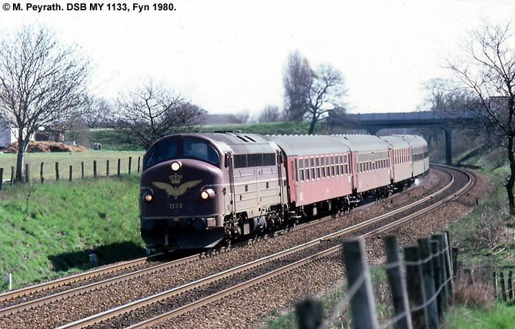 DSB MY1133