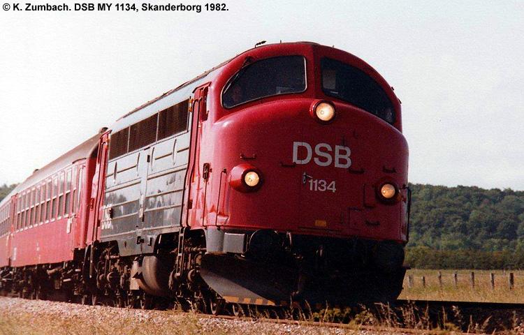 DSB MY 1134