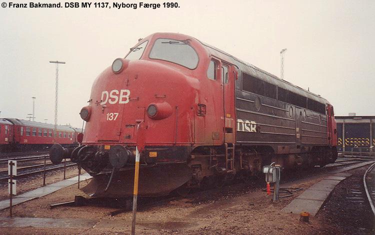 DSB MY 1137