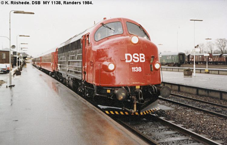DSB MY 1138