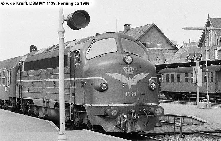 DSB MY1139