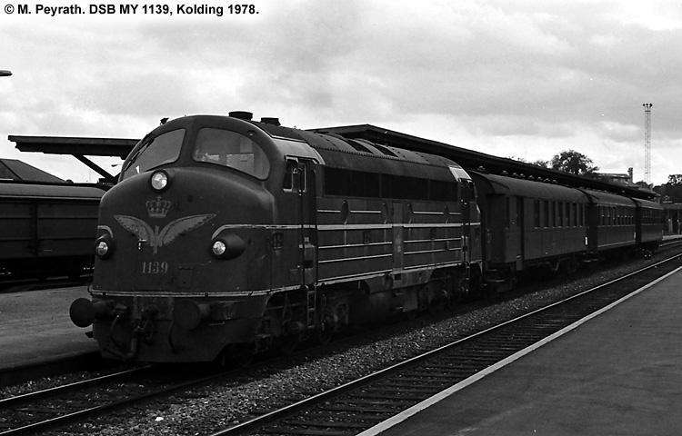 DSB MY 1139