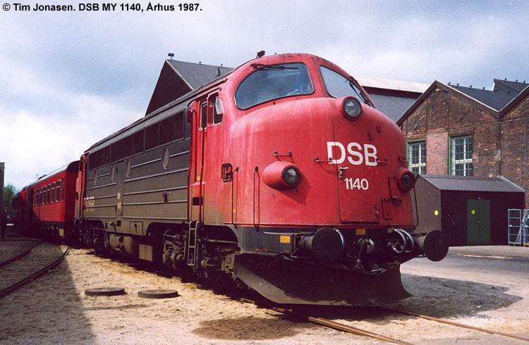 DSB MY 1140