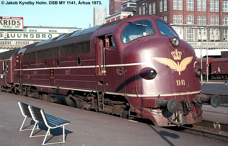DSB MY 1141