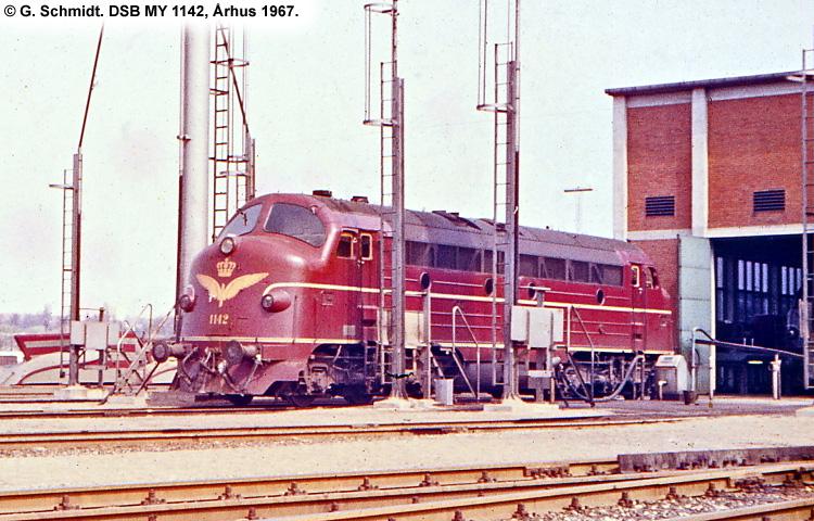 DSB MY 1142