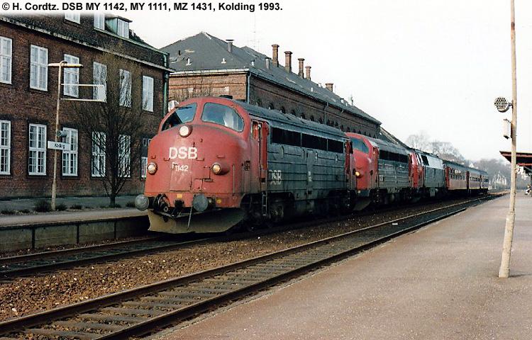 DSB MY1142