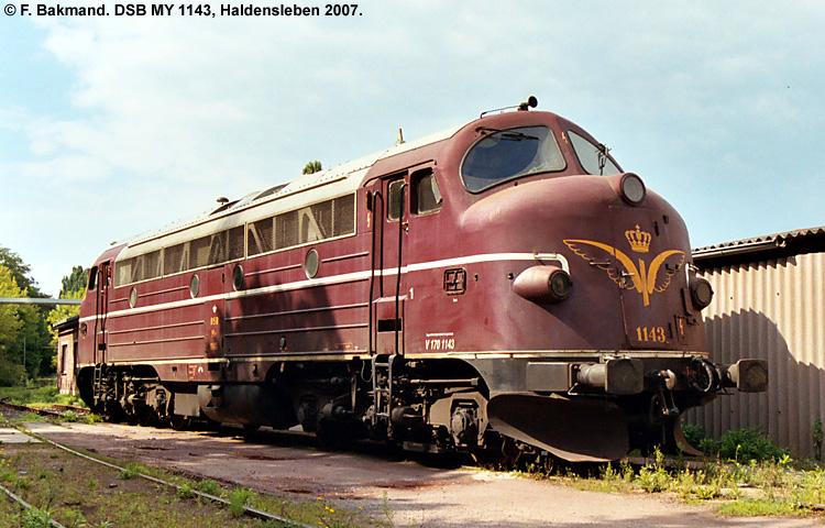 DSB MY 1143