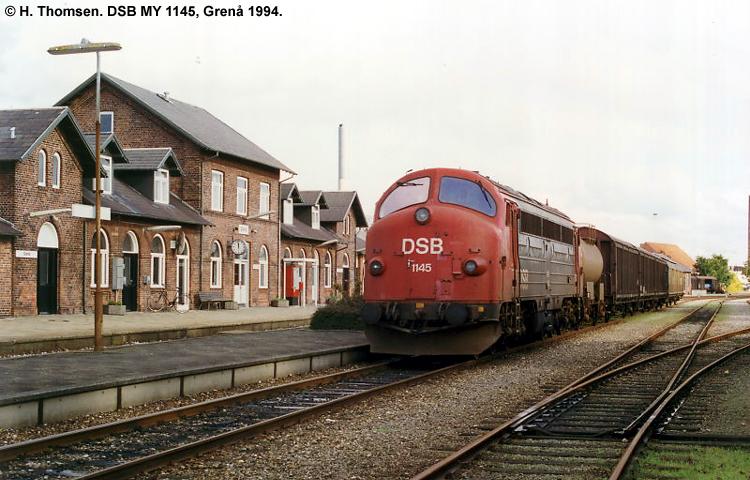 DSB MY 1145