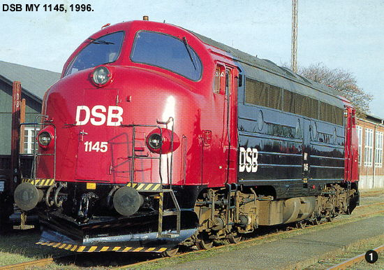 DSB MY1145