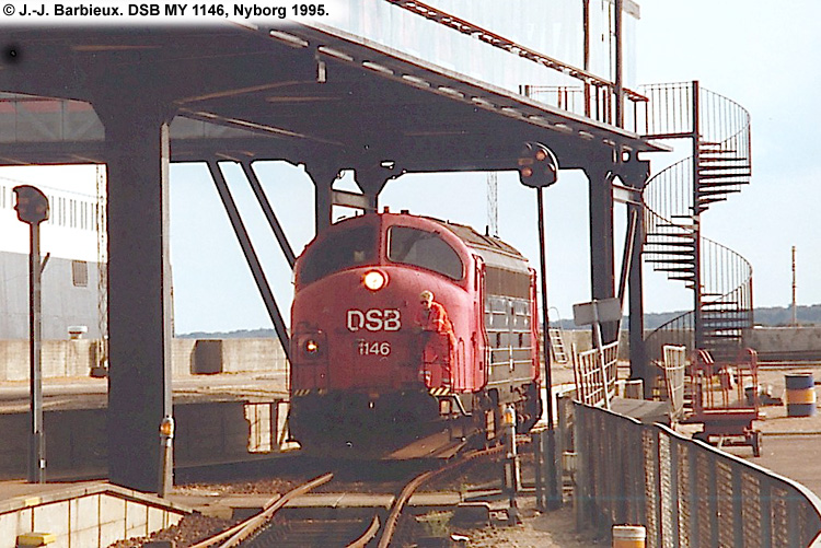 DSB MY 1146