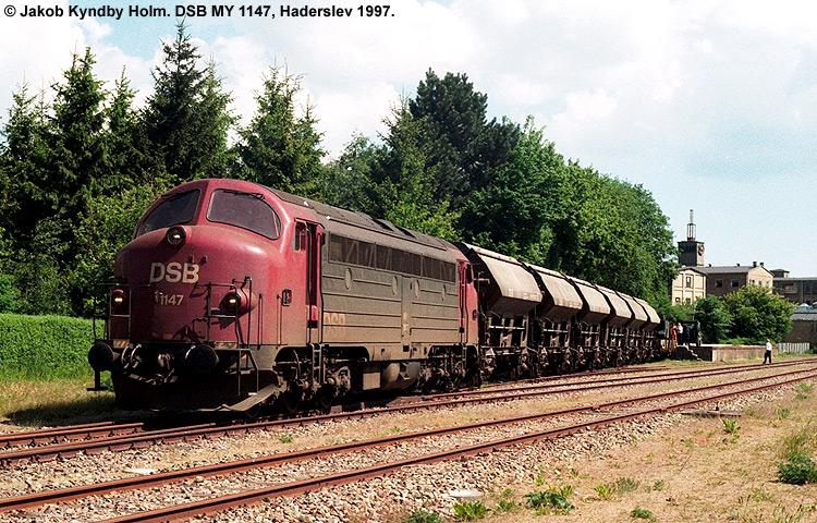 DSB MY 1147