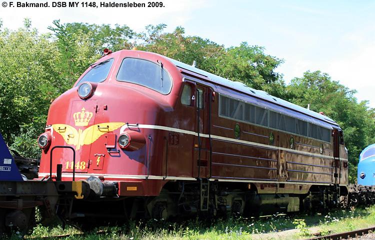 DSB MY 1148