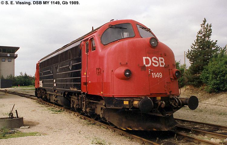 DSB MY1149