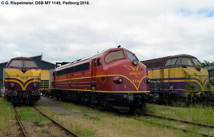 DSB MY 1149