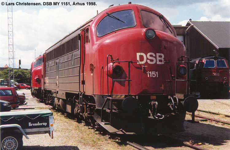 DSB MY 1151