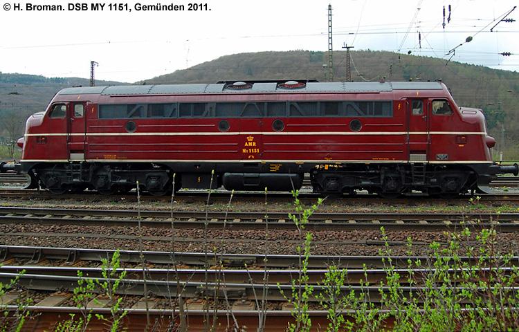 DSB MY1151