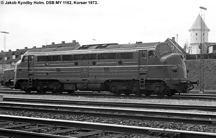 DSB MY1152