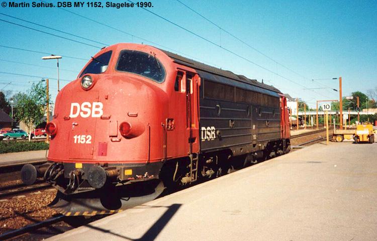DSB MY 1152