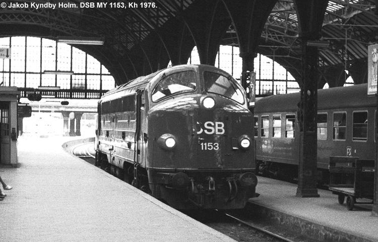 DSB MY 1153
