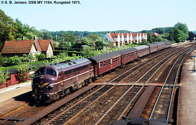 DSB MY 1154